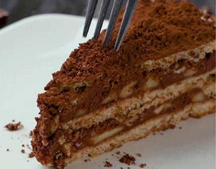 """Популярный торт """"Моцарт"""": влюбляешься в него в первого кусочка"""