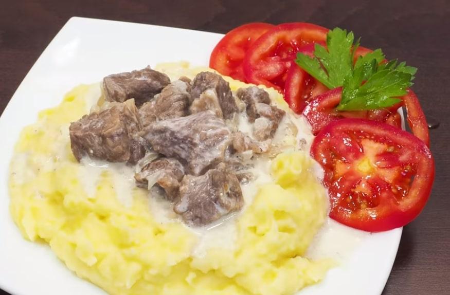 Готовим в мультиварке: сочная и аппетитная говядина