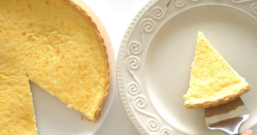 Обалденный сырный пирог, который покорит каждого