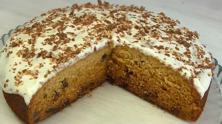 Изумительный пирог к чаю «Хорошее настроение»: с говорящим названием
