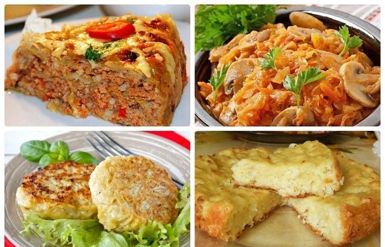 ТОП-5: лучшие блюда из капусты – любимые рецепты
