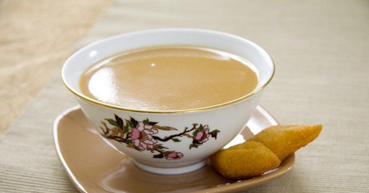 Чай, который заменит обед