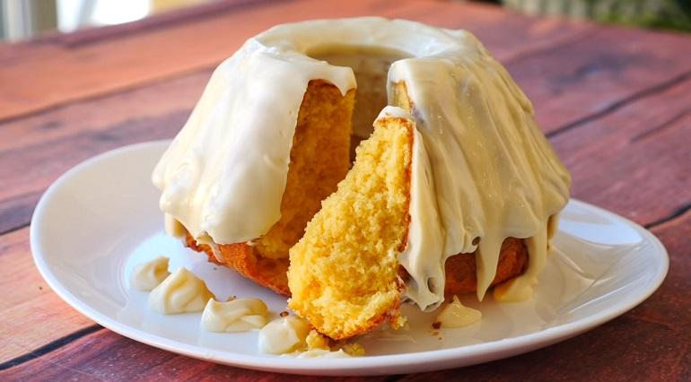 Праздничный кекс с ликером: отличная выпечка к любому столу