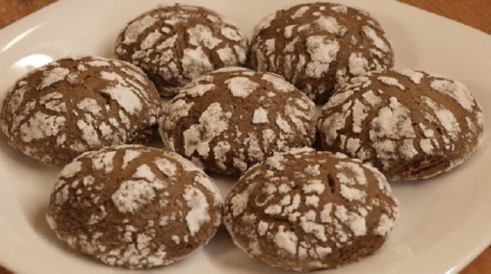 Необычное мраморное печенье: и вкусно, и красиво, и легко