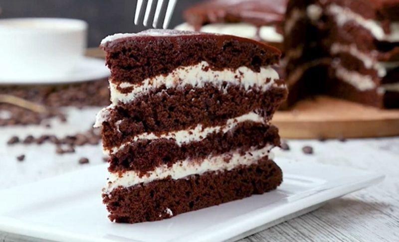 """Божественно вкусный тортик """"Вупи пай"""""""