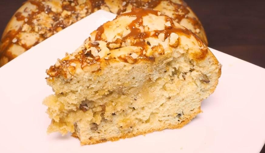 Готовим в мультиварке: бесподобный ореховый кекс