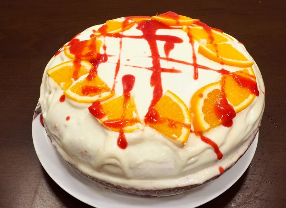 """Готовим в мультиварке: восхитительный торт """"Нежность"""""""
