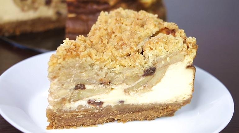Домашний яблочный торт: нежность, которая потрясает