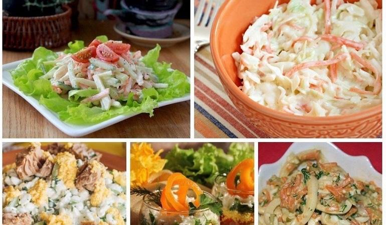 Самые быстрые салаты за 10 минут: готовимся к праздникам