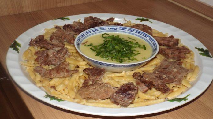 Обалденные чеченские галушки: простое домашнее блюдо