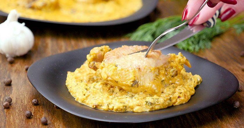 Интересные блюда из курицы: 5 рецептов