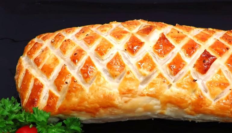 Запеченная горячая семга: интересное блюдо на праздничный стол
