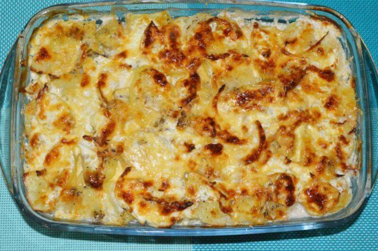 Обалденный картофель по-королевски