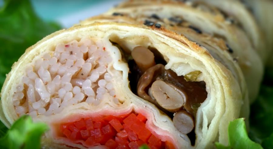 Шикарная закуска по-корейски на скорую руку