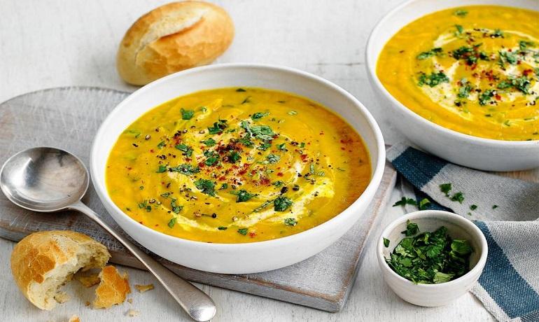 Самый вкусный суп-пюре из сельдерея: любителям овощных супов