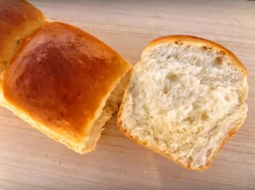 Как легко и просто приготовить японский хлеб