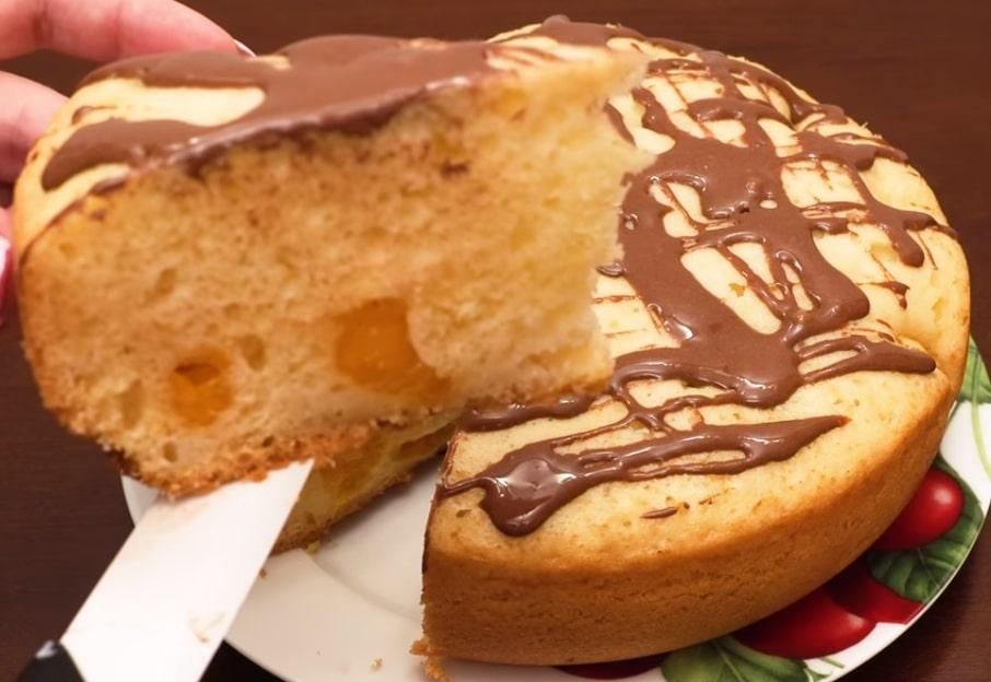 Готовим в мультиварке: восхитительный кекс с мандаринами