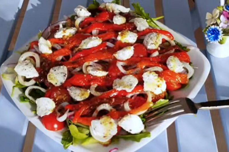 5 экзотических салатов к Новогоднему столу