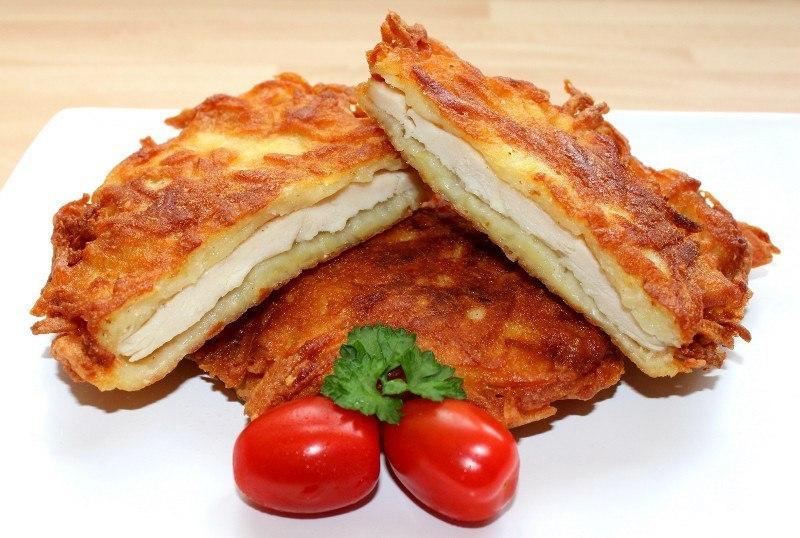 Готовим куриное филе в картофеле: невероятно вкусное блюдо