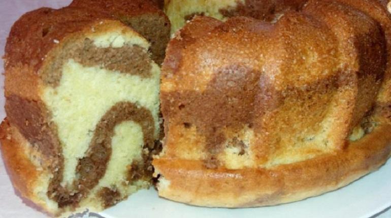 Очень вкусный кекс в духовке: воздушный, нежный и ароматный