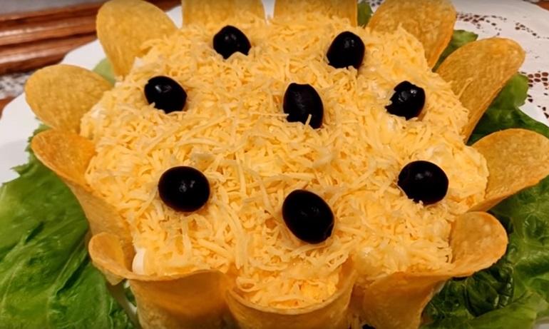 Легкий салат «Королевский»: потрясающе вкусный и красивый