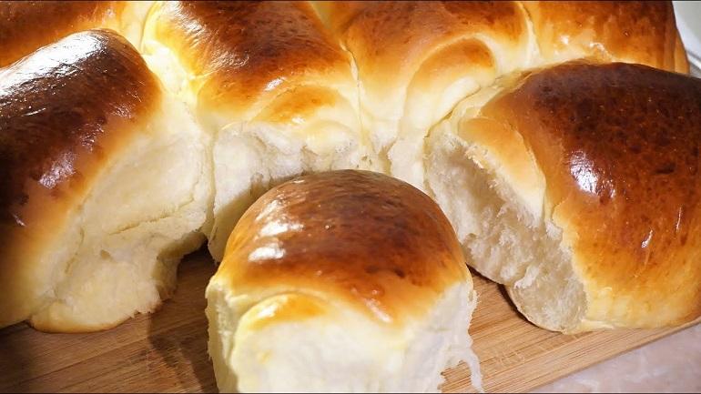 Изумительные творожно-ванильные сдобные булочки: как у бабушки