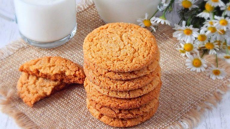 Обалденное овсяное печенье: еще один интересный рецепт