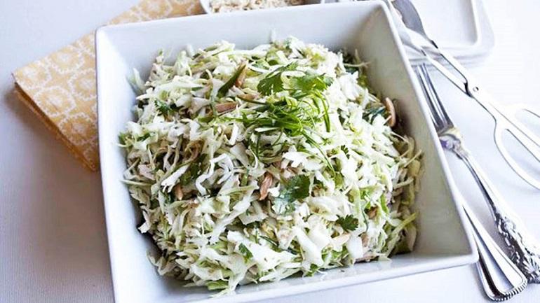 Лучший салат для сушки тела: худеем к Новому году