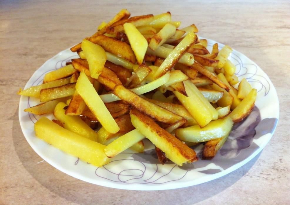 """10 советов """"Как вкусно пожарить картофель"""""""