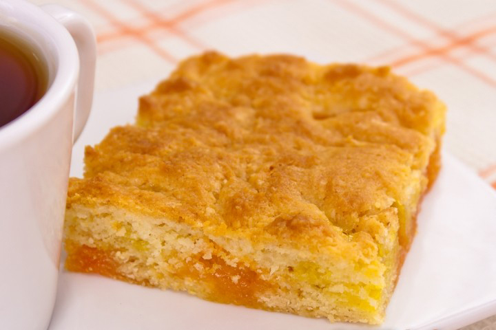 Мармеладный пирог-неверотно вкусный