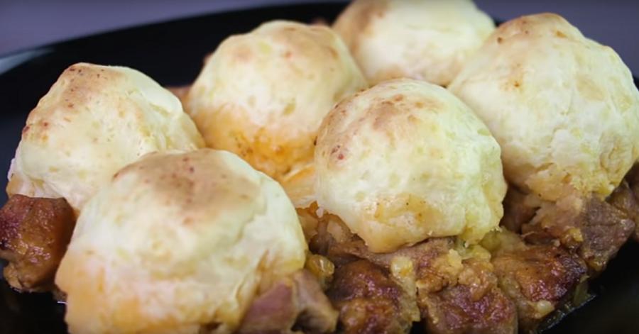 Картофель с мясом: вкусное и оригинальное блюдо