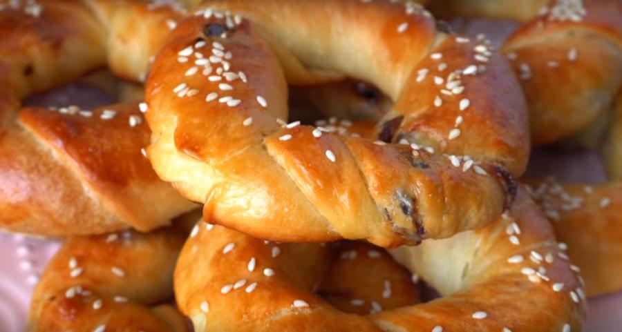 Ачма-турецкие булочки