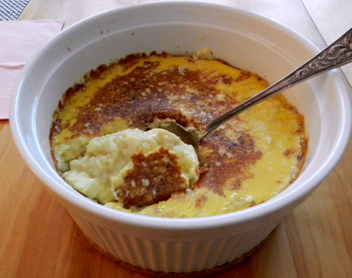 Кефирный пудинг-вкусный и оригинальный десерт