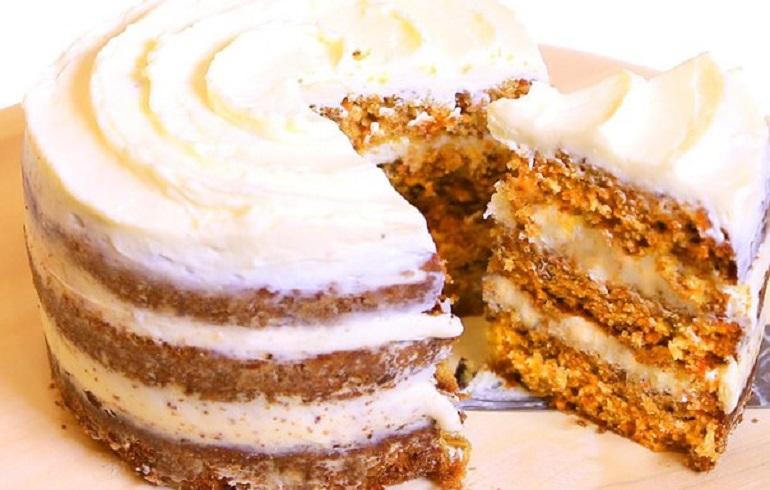 Обалденный морковный торт starbucks: и вкусно, и полезно