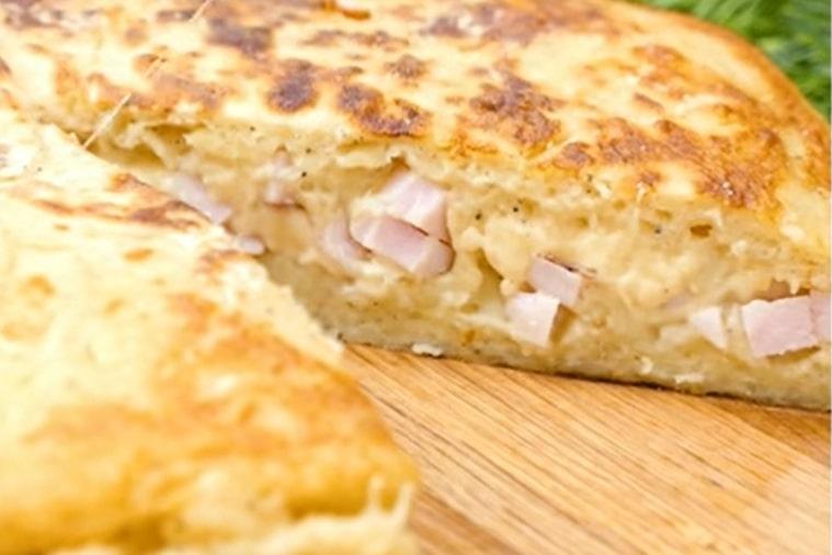 Бесподобный итальянский картофельный пирог