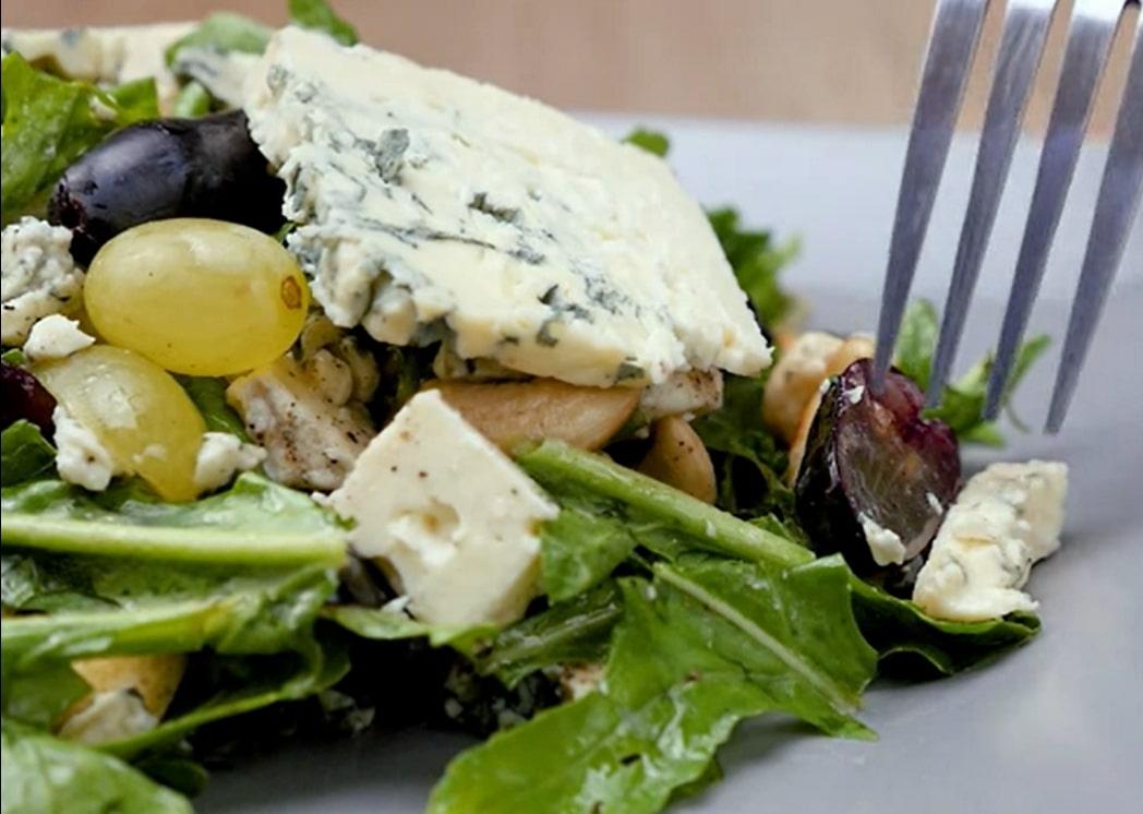 Мега вкусный прованский салат