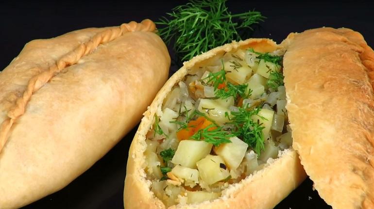 Домашние пирожки с картошкой и тыквой: готовим в духовке