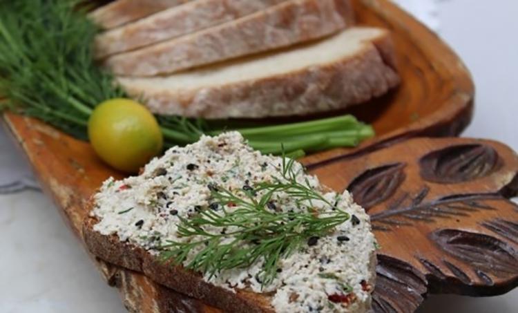 Вкуснейший хумус из зеленой гречки