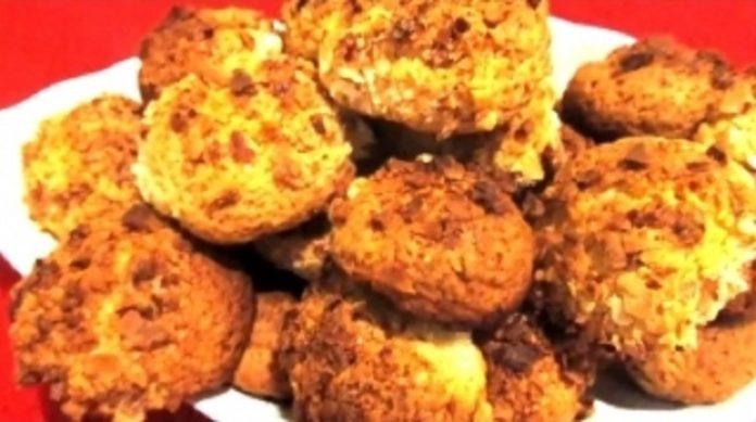 Обалденное печенье за 5 минут: отличный десерт к чаю