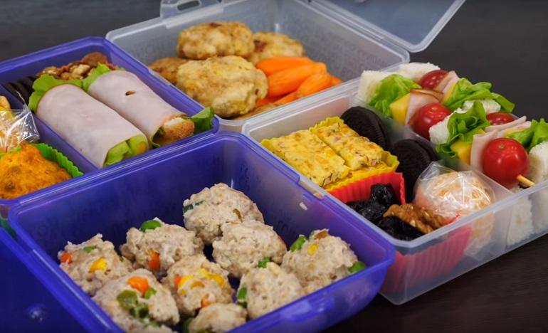 Крутые обеды в школу и на работу: несколько интересных идей