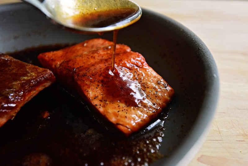 Треска в медово-соевом соусе: вкусное блюдо к ужину