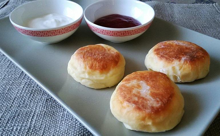 Самые лучшие диетические сырники в духовке без жира и сахара
