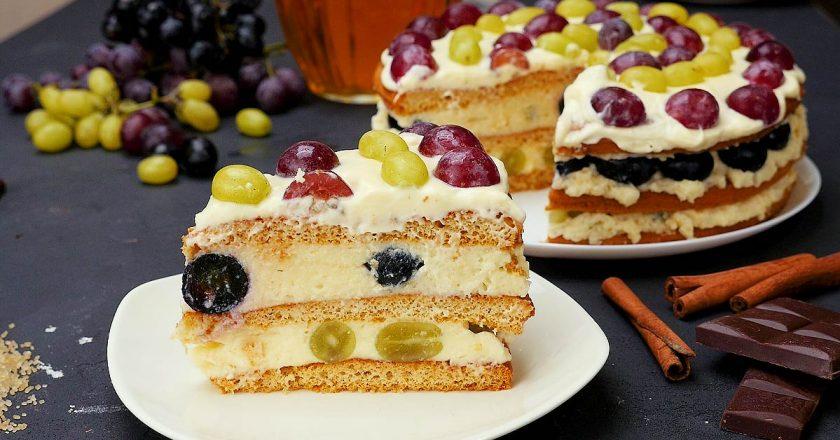 """Божественный торт """"Наслаждение"""""""