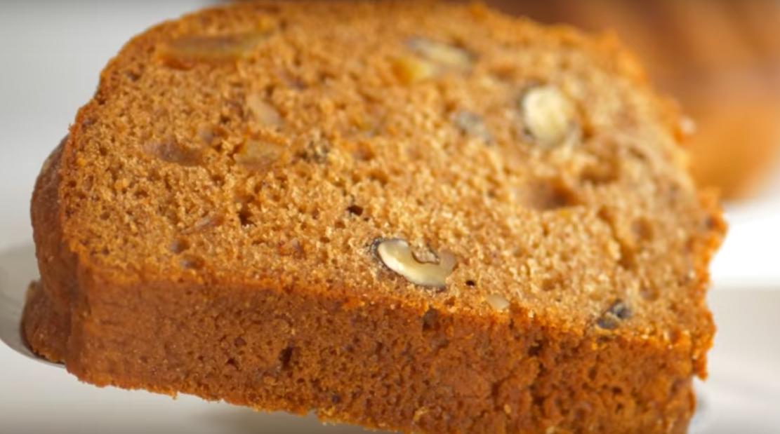 Медовый кекс на сметане: вкусно и просто