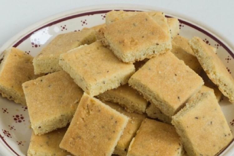 Обалденное печенье с ройбушем