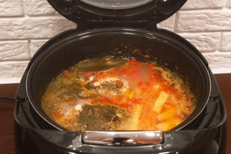 Готовим в мультиварке: аппетитный куриный супчик