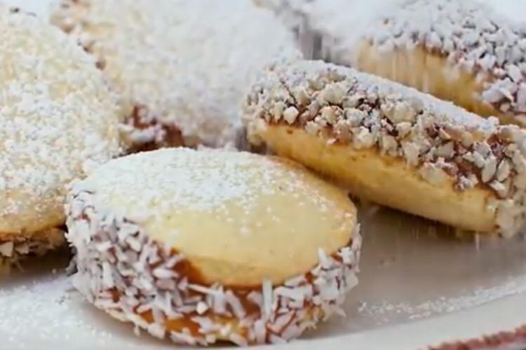 """Очень вкусное печенье """"Альфахорес"""""""