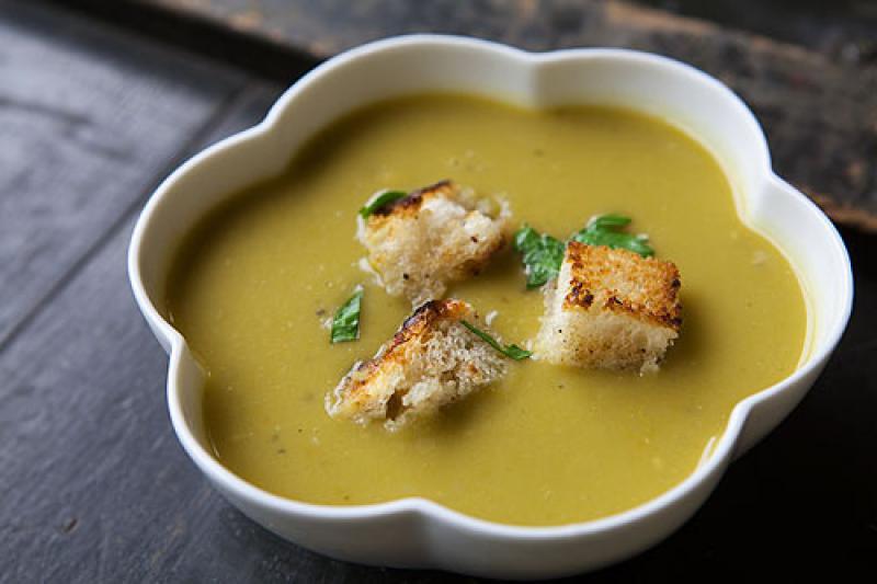 Гороховый суп-пюре: вкусное блюдо к обеду и не только