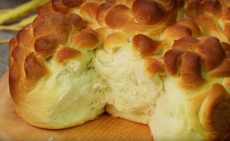 Душистый хлебушек с беконом: нет ничего вкуснее