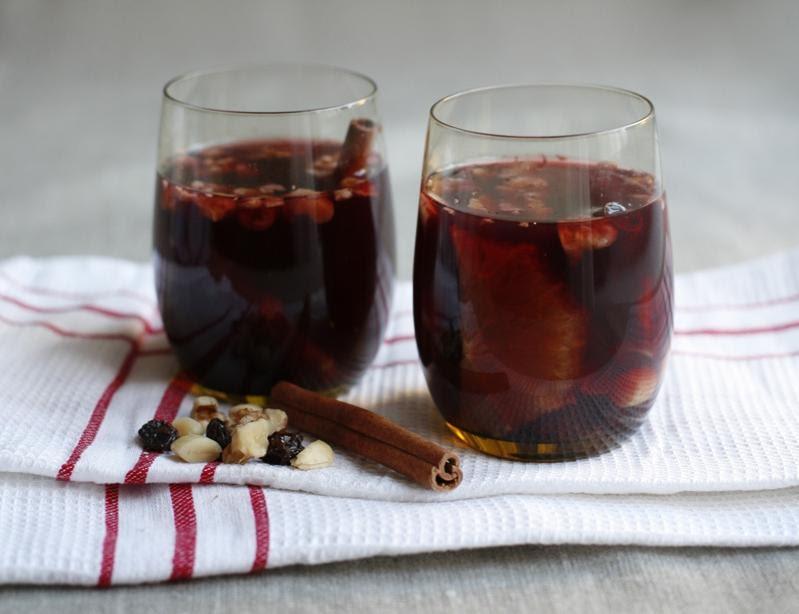 Норвежский глег - вкусный согревающий напиток